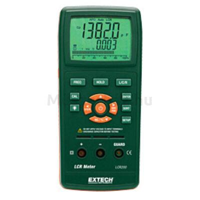 Extech LCR200 LCR mérő kéziműszer