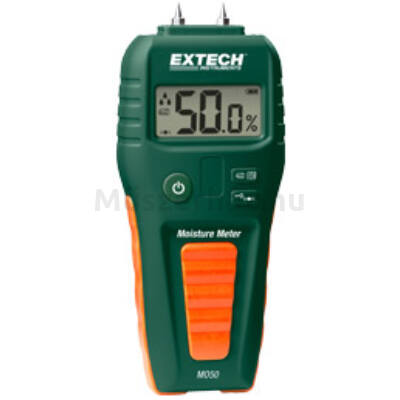 Extech MO50 kompakt anyag nedvességtartalom mérő