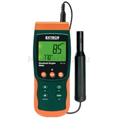 Extech SDL150 Oldott oxigén mérő és adatgyűjtő