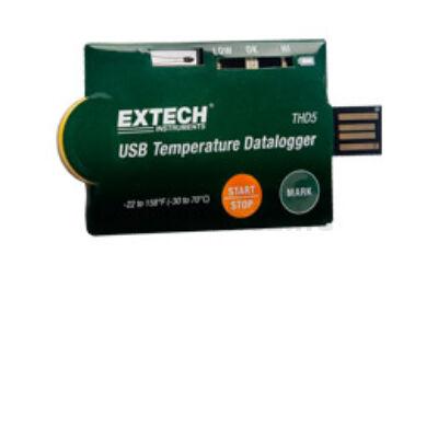 Extech THD5 pára és nedvességtartalom