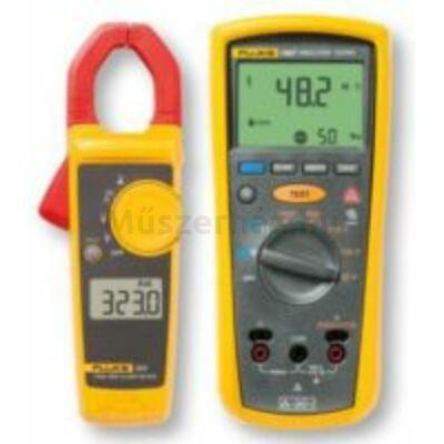 Fluke 1507 Szigetelési ellenállásmérő, ajándék Fluke 323 lakatfogóval