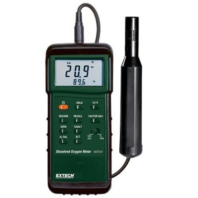 Extech 407510 Oldott oxigén mérőműszer