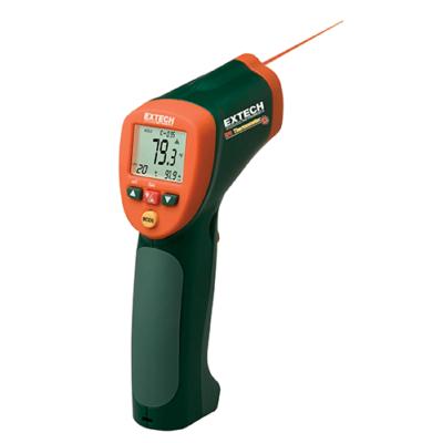 Extech 42515Infrahőmérő K típusú hőelem bemenettel, 13:1, 1370 Celsius