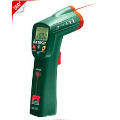 Extech 42530Infrahőmérő széles méréstartománnyal, 8:1, 538 Celsius