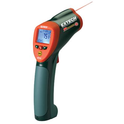 Extech 42545Infrahőmérő magas hőmérséklethez, 50:1, 1000 Celsius