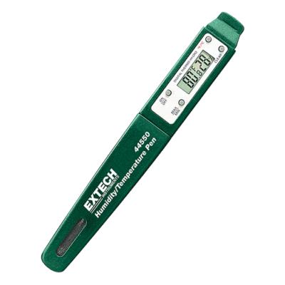 Extech 44550Hőmérséklet és páratartalommérő zsebműszer