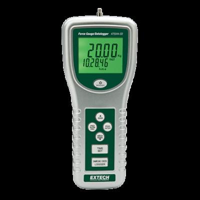 Extech 475044-SD Erőmérő kéziműszer, 196N, SD kártyás adatgyűjtés