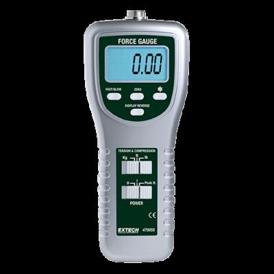 Extech 475055 Erőmérő kéziműszer, 0.5%, 980N