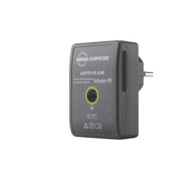 Amprobe ADPTR-PE-EUR fali 230V-os aljzat adapter teszter védőföld vizsgálathoz