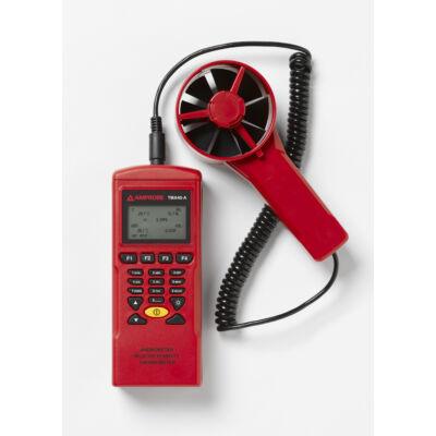 Amprobe TMA40-A lapátkerekes légsebességmérő kéziműszer
