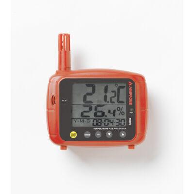 Amprobe TR300 hőmérséklet és páratartalommérő és adatgyűjtő