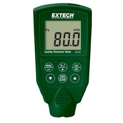 Extech CG104Festékréteg-vastagság mérő