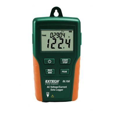 Extech DL150TrueRMS AC feszültség és áram adatgyűjtő