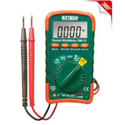 Extech DM110 Digitális zsebmultiméter