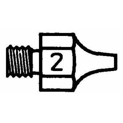 Weller DS 112 Forrasztócsúcs