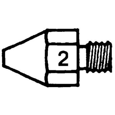 Weller DS 112 HM Forrasztócsúcs