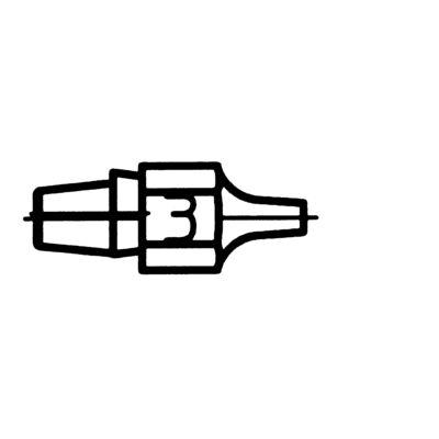 Weller DX 113forrasztócsúcs