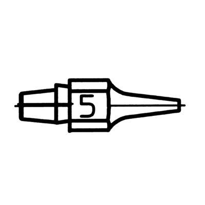 Weller DX 115forrasztócsúcs
