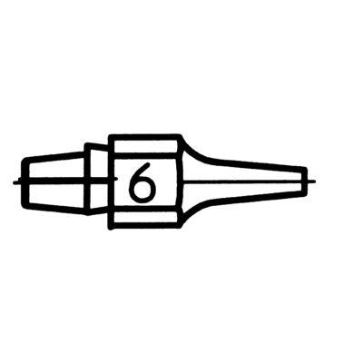 Weller DX 116forrasztócsúcs
