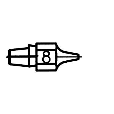Weller DX 118forrasztócsúcs