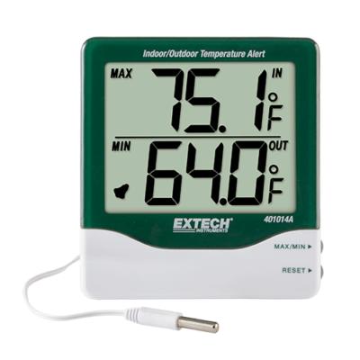 Extech 401014A külső/belső hőmérsékletmérő és riasztó