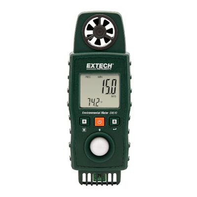 Extech EN510 10-az-1-ben környezeti mérőműszer