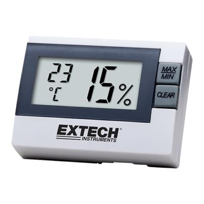 Extech RHM16 Páratartalommérő és hőmérsékletmérő kijelző