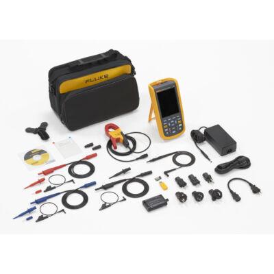 Fluke 125B/S ScopeMeter, 2CH, 40MHz, BUS Health Test