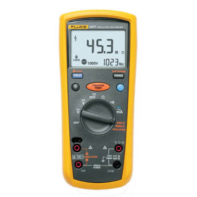 Fluke 1577 Szigetelési ellenállásmérő multiméter
