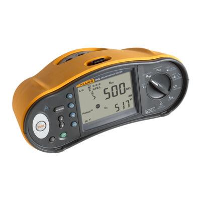Fluke 1664FC univerzális érintésvédelmi műszer