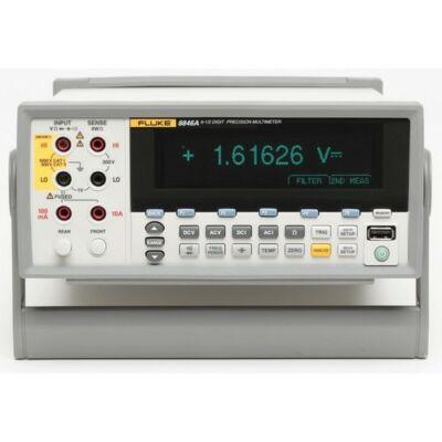 Fluke 8846A 6.5 digites precíziós asztali multiméter