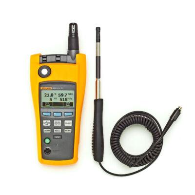 Fluke 975V kombinált levegőmérő mérőfejjel