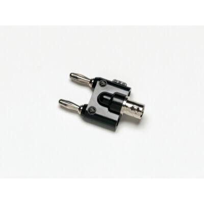 Fluke BP881 BNC-banán (apa) csatlakozó adapter