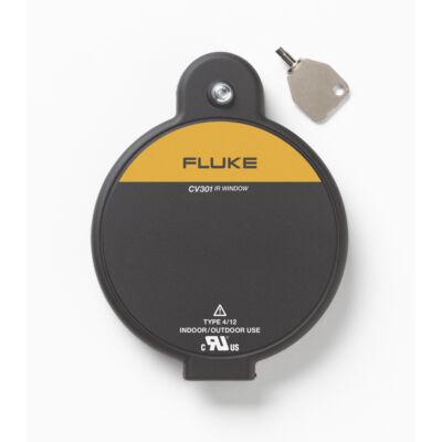 Fluke CV301 infra ablak, 75mm, biztonsági kulcsos