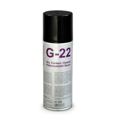 G22 SZÁRAZ KONTAKTUSTISZTÍTÓ SPRAY, 200ml