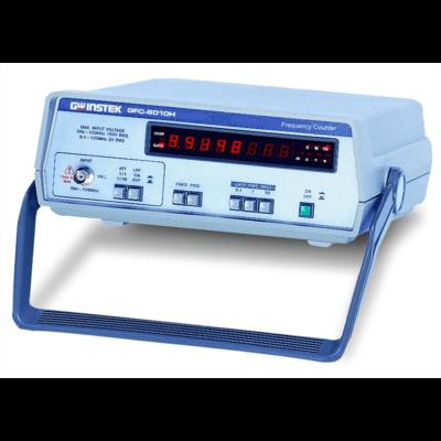 GW Instek GFC-8010H Frekvencia számláló 120MHz