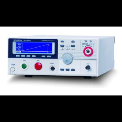 GW Instek GPT-9904 5kV AC/DC/IR/GB szigetelés vizsgáló 500VA