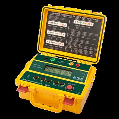 Extech GRT300 Földelési ellenállásmérő műszer, 4-vezetékes
