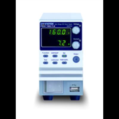 GW Instek PSW 160-21.6 160V-21.6A, 1 csatornás, programozható kapcsoló üzemű tápegység