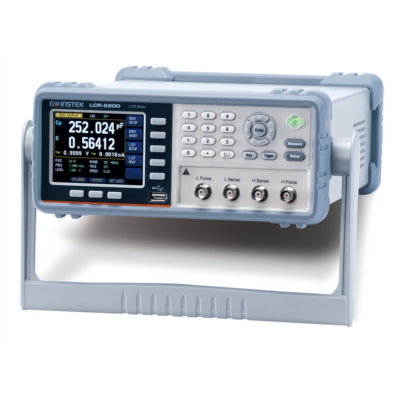 GW Instek LCR-6002 Asztali LCR mérő 2kHz