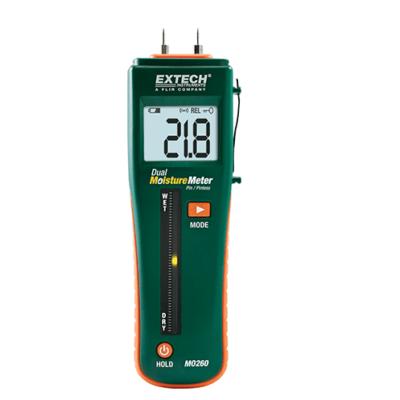 Extech MO260 Nedvességmérő kombinált kéziműszer