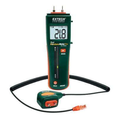 Extech MO265 Nedvességmérő kombinált kéziműszer