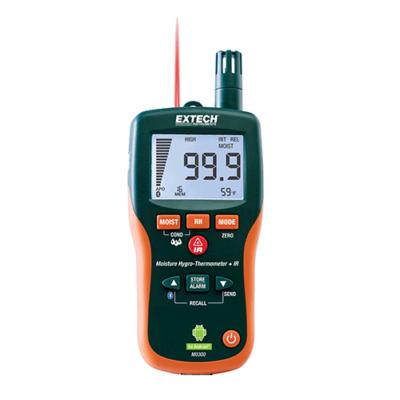 Extech MO300 Nedvességmérő kombinált kéziműszer