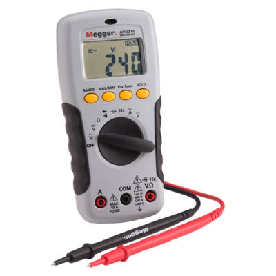 Megger AVO210 digitális multiméter