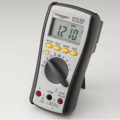 Megger AVO410 digitális multiméter