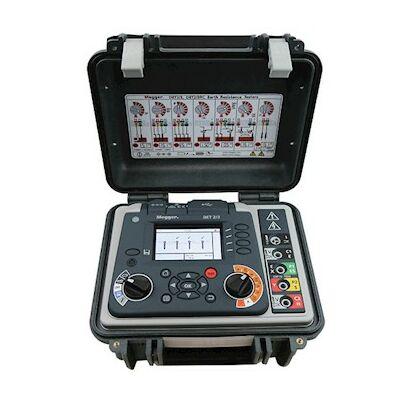 Megger DET2/3 PRO földelési ellenállásmérő