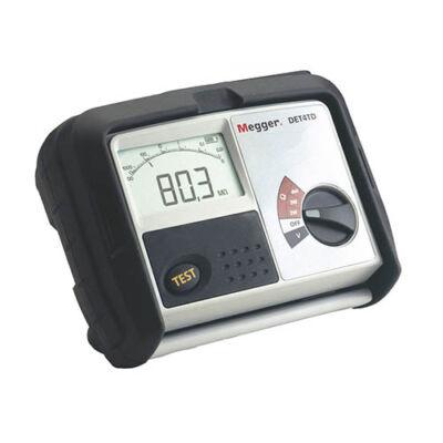 Megger DET4TD2 4-pólusú földelési ellenállásmérő
