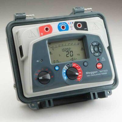 Megger MIT1025-EU szigetelési ellenállásmérő 10kV
