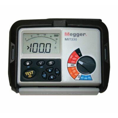 Megger MIT330-DE szigetelés- és folytonosságvizsgáló 1000V