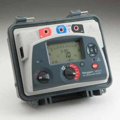 Megger MIT515-EU szigetelési ellenállásmérő 5kV